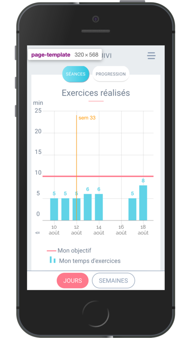 Emy - Medical Kegel exercises screenshot two