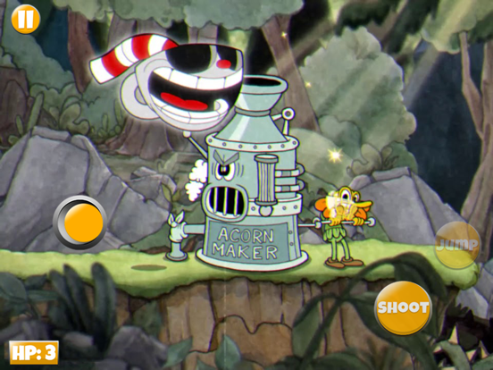 CUPHEAD MOBILE screenshot 13