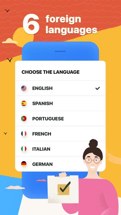 Speech Up - Language Learning screenshot 2