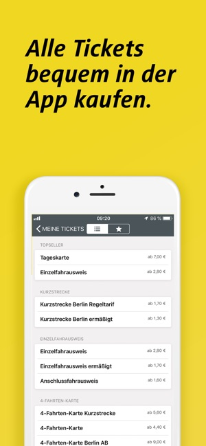 4 Fahrten Karte Bvg.Bvg Fahrinfo Plus Berlin Im App Store