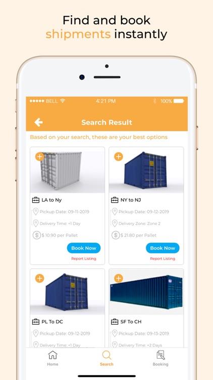 Tortooga Freight screenshot-3
