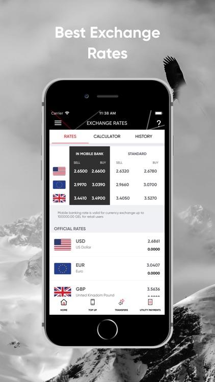 Liberty Mobile screenshot-3