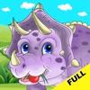点击获取Dinosaur Puzzles Toddler Kids