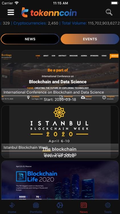 Tokenncoin screenshot-7