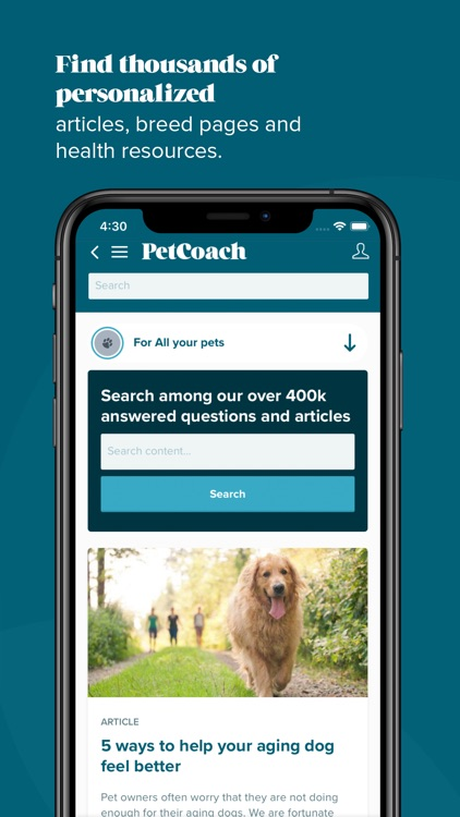 PetCoach by Petco screenshot-4