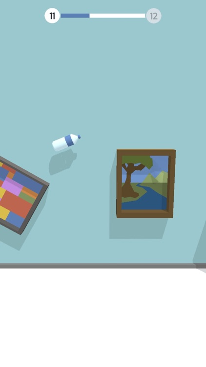 Bottle Flip 3D! screenshot-0