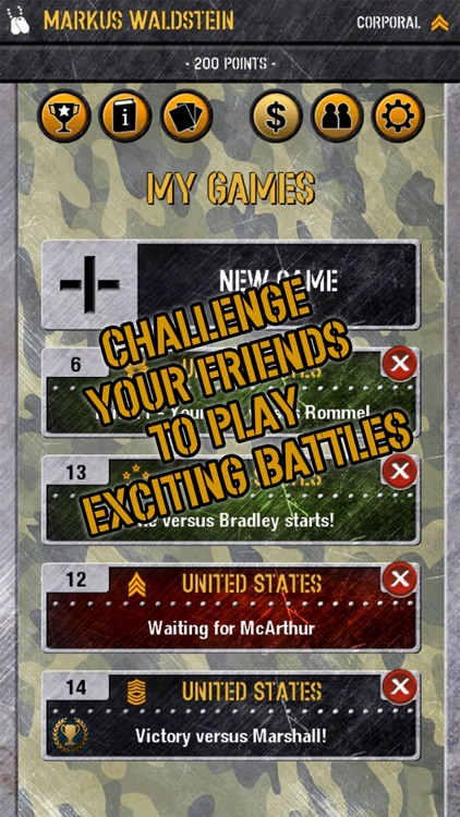 WWII Tactics Card Game screenshot-3