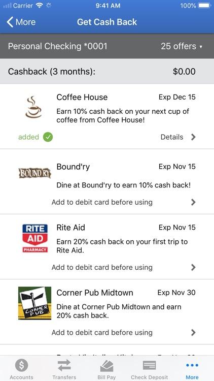 First Financial Bank Mobile screenshot-6