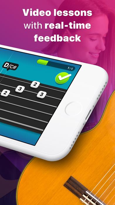 Simply Guitar by JoyTunes screenshot 2
