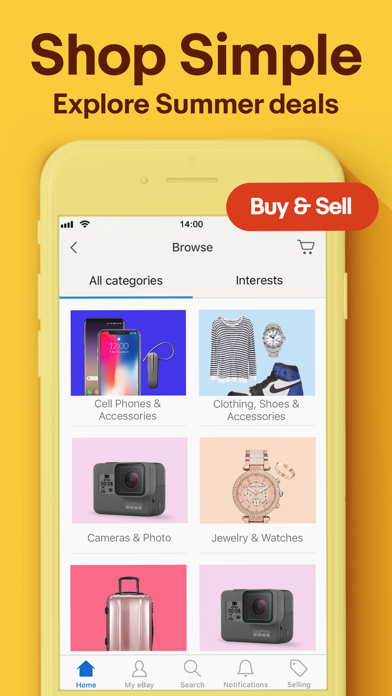 download Buy, sell, and save with eBay apps 4