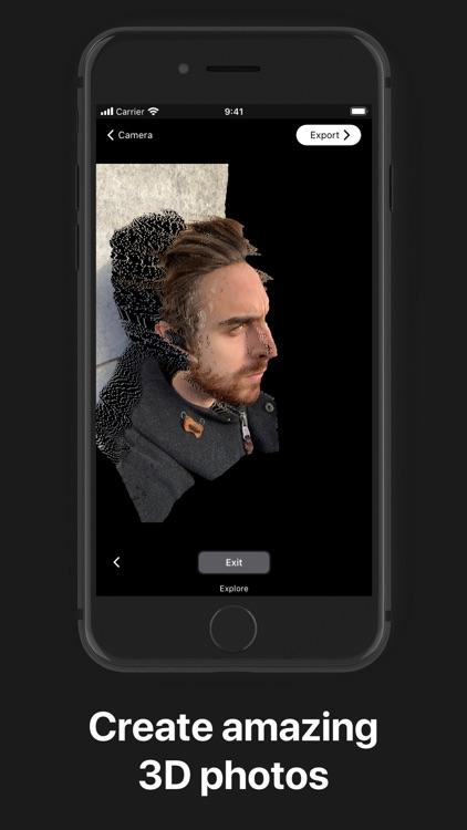 Loopsie: 3D Photo & Dazz Film