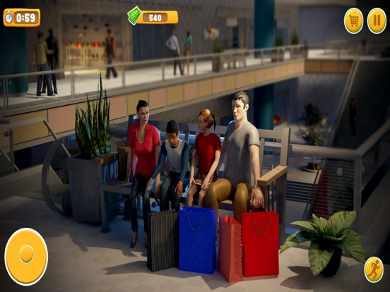 Supermarket Shopping Mall Game screenshot 9