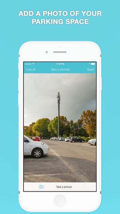 Find My Car - Parking Tracker screenshot-0