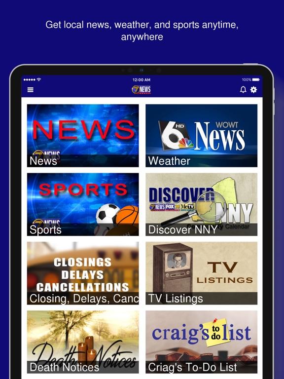 WWNY 7News - Local & Weather | App Price Drops