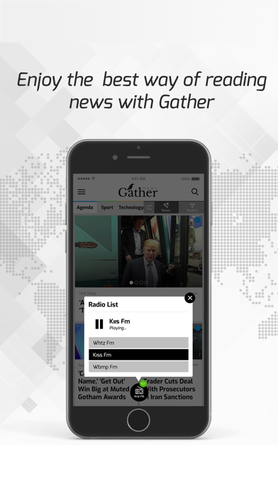 download Gather-Breaking News indir ücretsiz - windows 8 , 7 veya 10 and Mac Download now