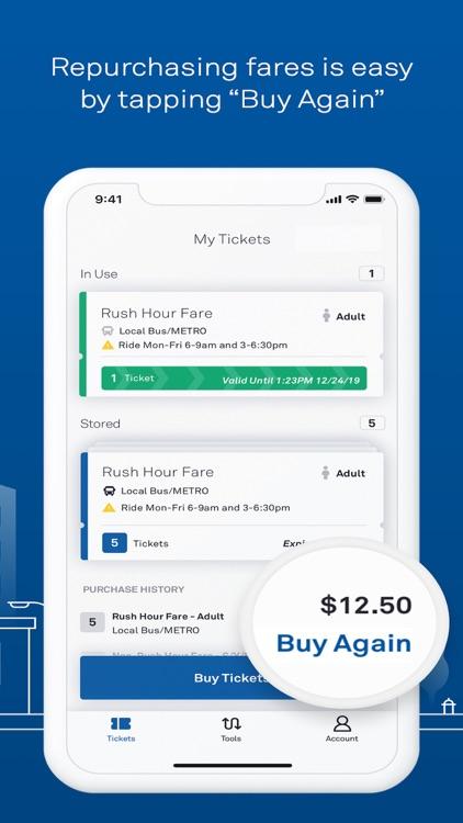 Metro Transit screenshot-4
