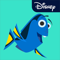 App Icon for Disney Stickers: Finding Dory App in Mexico IOS App Store