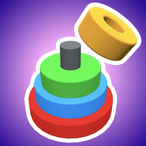 Color Circles 3D free software for iPhone and iPad