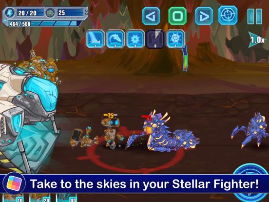 Stellar Wars - GameClub screenshot 7