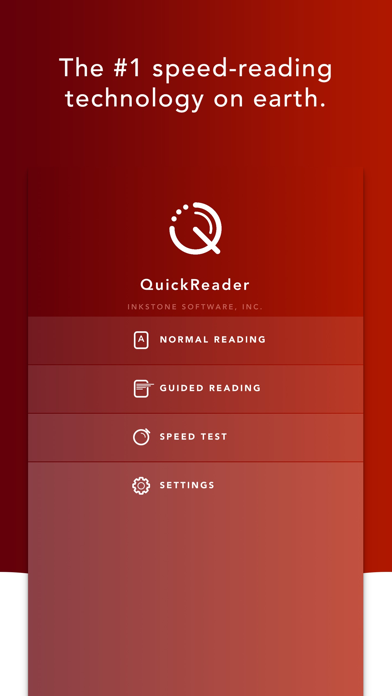 Quickreader review screenshots