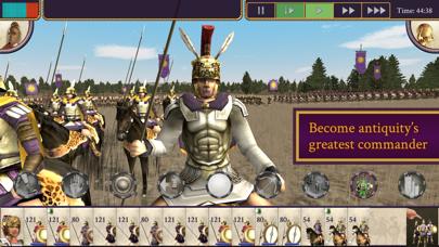 ROME: Total War - Alexander screenshot 1