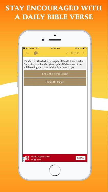 Bible In Basic English - BBE screenshot-4