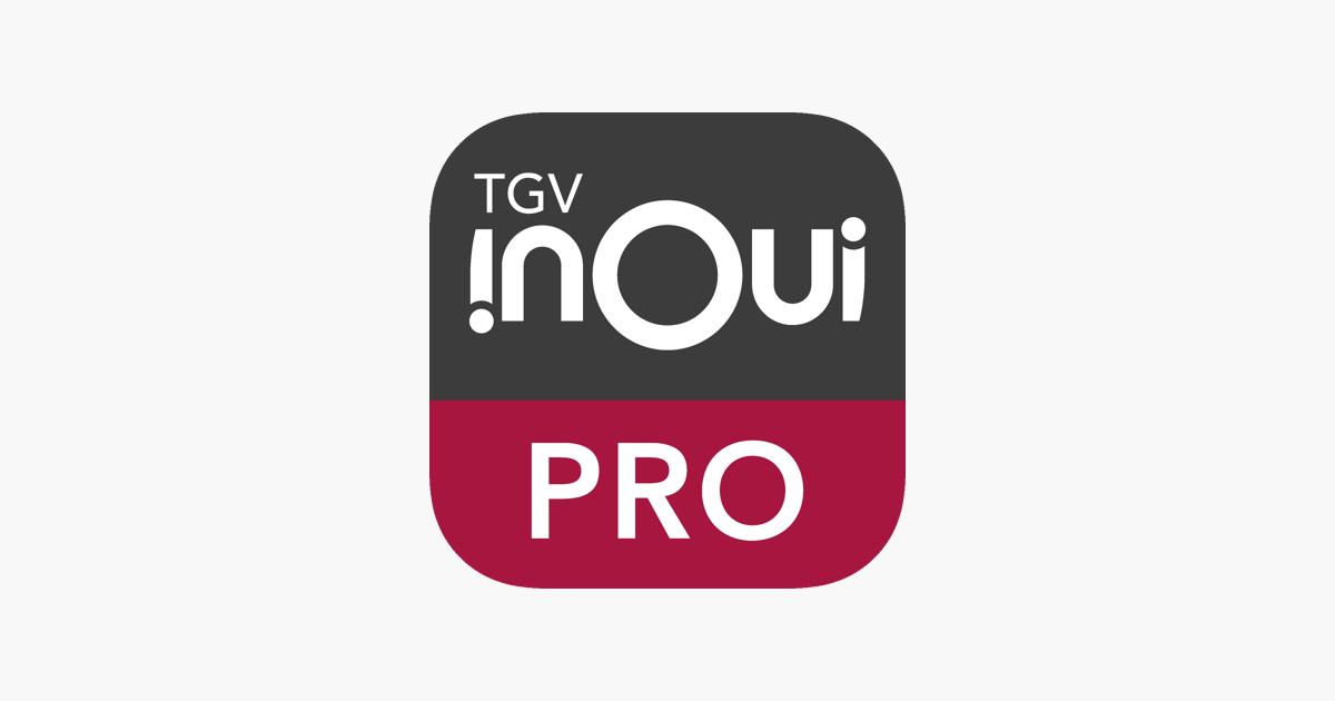 Calendrier Tgv Max.Tgv Inoui Pro Dans L App Store