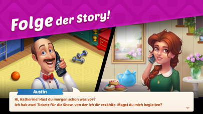 Screenshot for Homescapes in Austria App Store