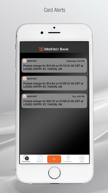 MidFirst Bank Mobile screenshot-3