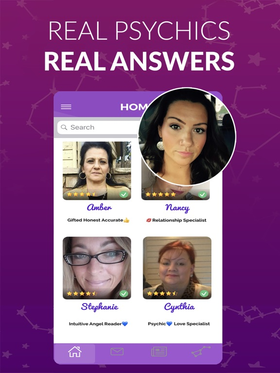 Psychic Txt – Live Psychic Readings and Daily Horoscopes screenshot