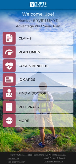 Tufts Health Plan on the App Store