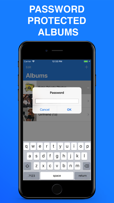 Private Photo Vault - Pic Safe Screenshot on iOS