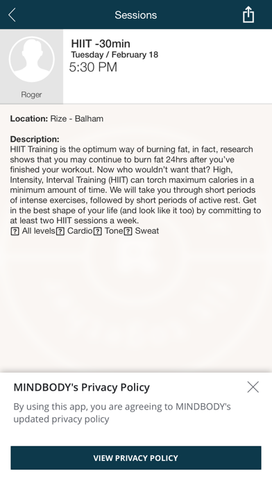 Rize - Fit together screenshot four