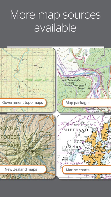 4WD Maps - Offline Topo Maps screenshot-3