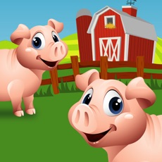 Activities of Farm Animal Picture Match