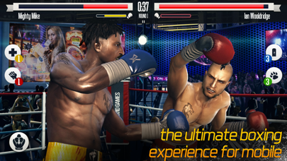 Screenshot from Real Boxing: KO Fight Club