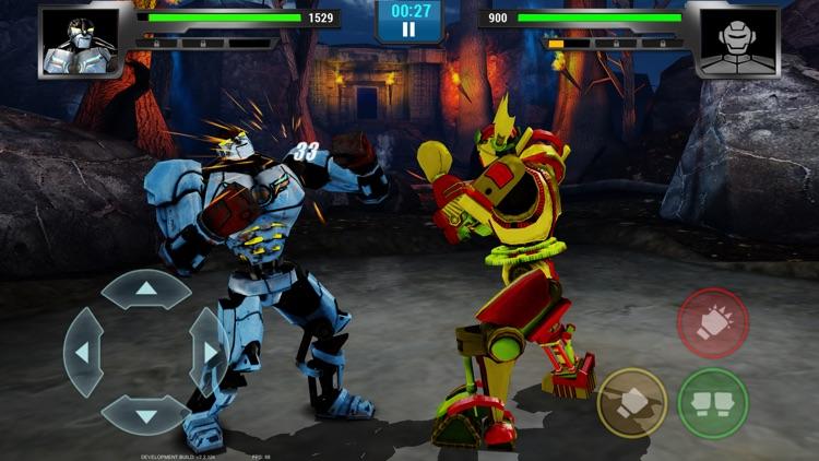 Real Steel Champions screenshot-7