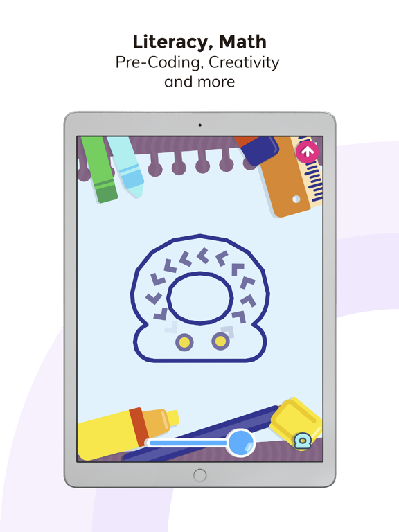 Papumba: Preschool ABC Games screenshot