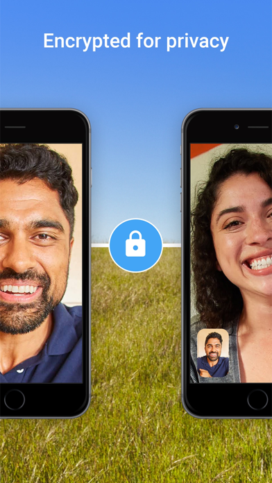 Screenshot for Google Duo in United States App Store