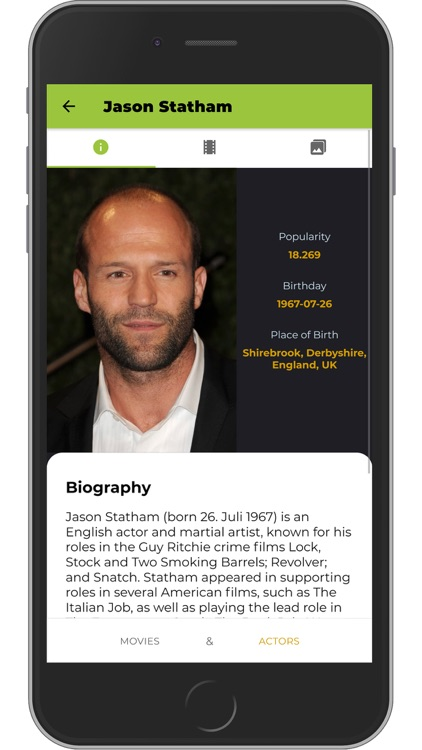 Bobby Box - CotoMovies & TV screenshot-5