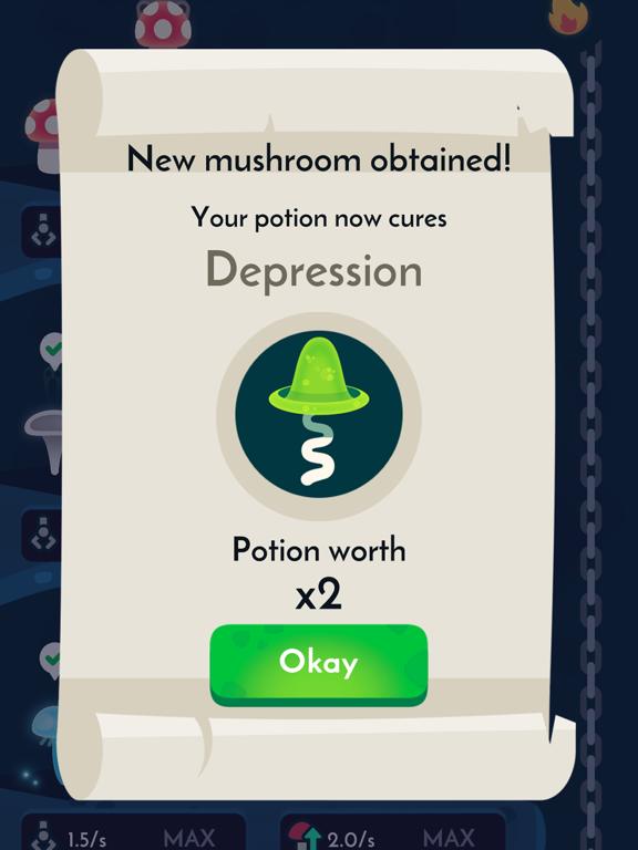 Magic Mushrooms - Idle Game для iPad