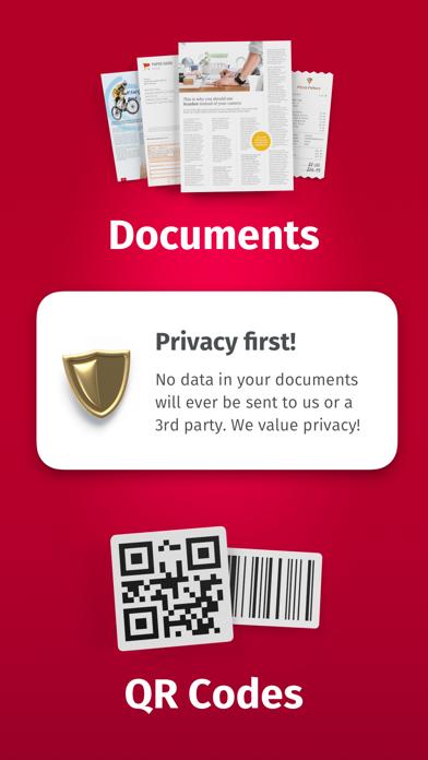 ScanPro+ App - PDF Scanner OCR Screenshots