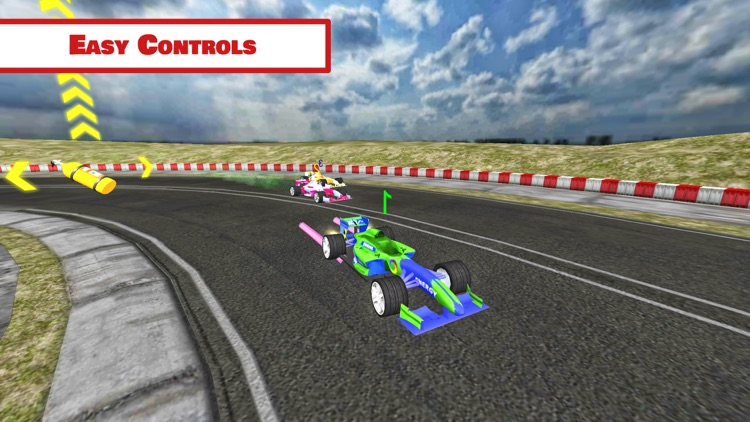 Formula 3d Racing Drive