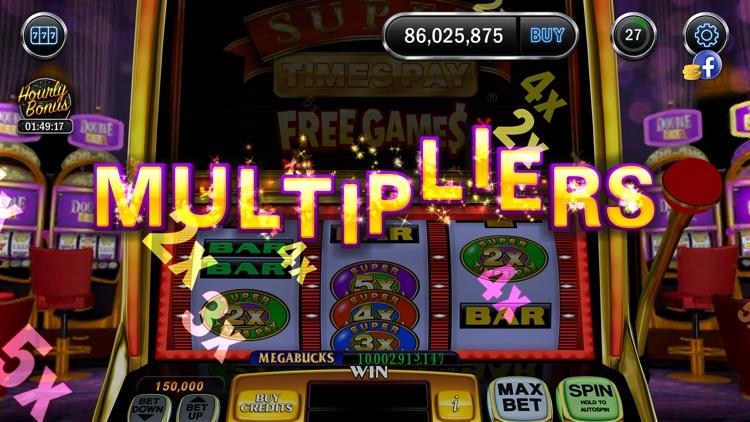 DoubleDown Classic Slots screenshot-7