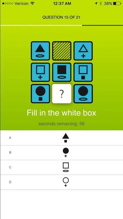 Thinx IQ Test by Thinx