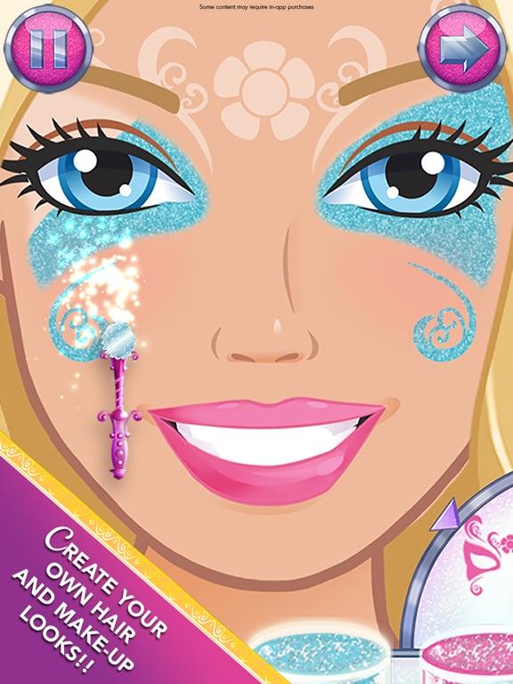 Barbie Magical Fashion iPad app afbeelding 1