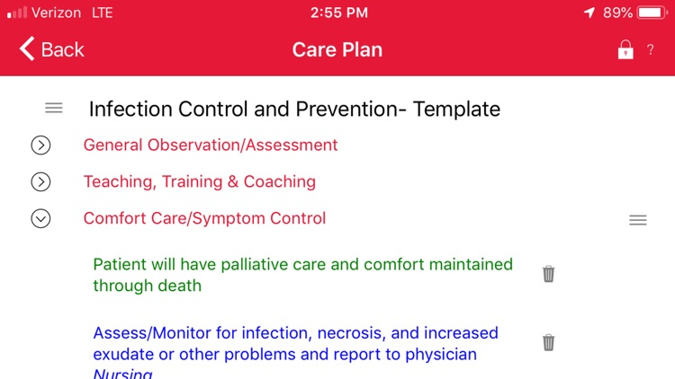 Red Book Hospice Care Planning screenshot-7