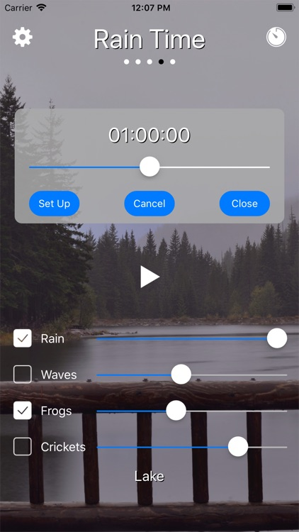 Rain Time - Relax and Sleep PV
