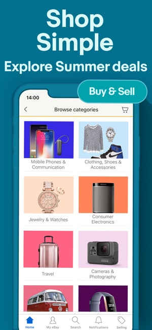 eBay: Buy and Sell on the go on the App Store