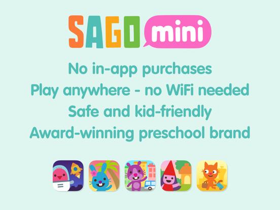 Sago Mini Space Blocks screenshot 10